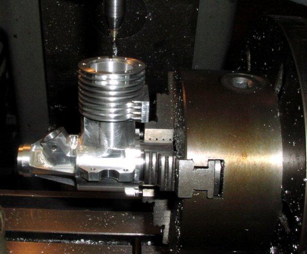 crankcase 2
